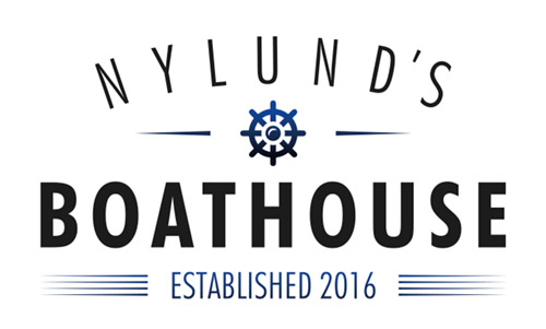 nylunds boathouse logo